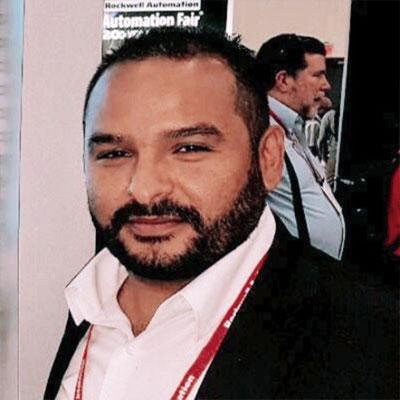 MBA. ING. Rodrigo Luviano